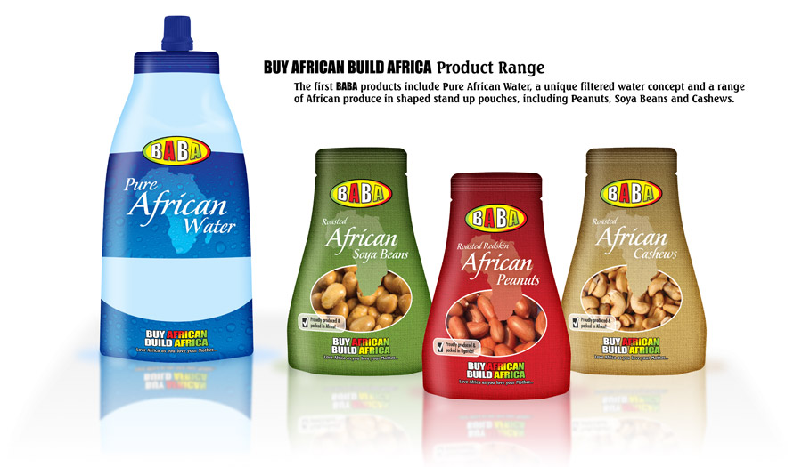 BABA Range of Products